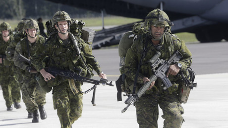 NATO Baltic wargames have 'political, economic & military motives'