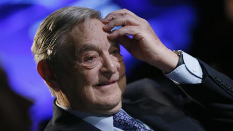 George Soros © Pascal Lauener