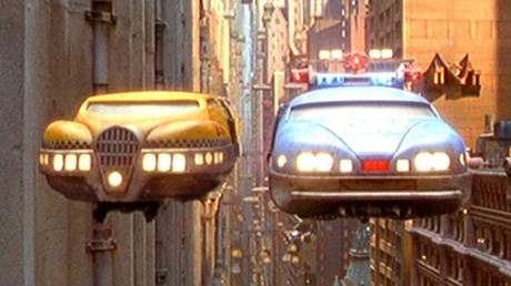 Screenshot from 'The Fifth Element' movie