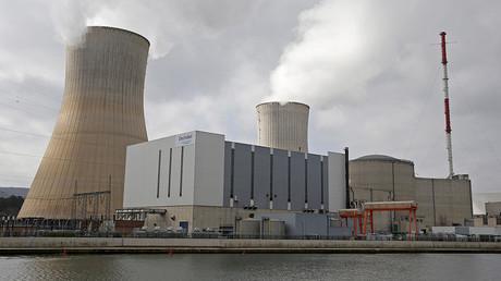 Tihange nuclear power station © Vincent Kessler
