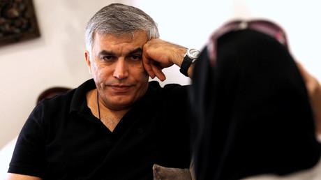 Human rights activist Nabeel Rajab. © Hamad I Mohammed