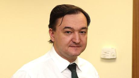 Sergei Leonidovich Magnitsky. © Wikipedia