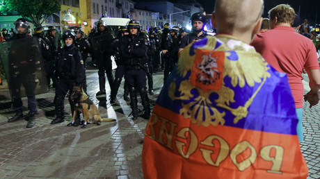 Notorious Russian football supporter's leader detained in Moscow