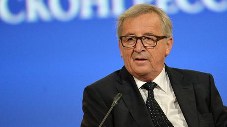 European Commission President Jean-Claude Junker. ©Vladimir Astapkovich