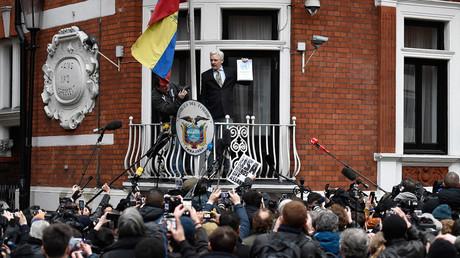 WikiLeaks founder Julian Assange © Toby Melville