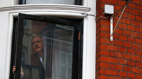 WikiLeaks founder Julian Assange ©Peter Nicholls