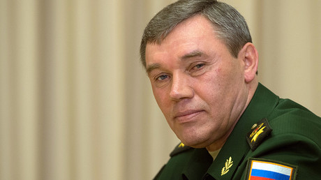 Army General Valery Gerasimov, Chief of the Armed Forces Staff and First Deputy Defense Minister © Sergey Guneev