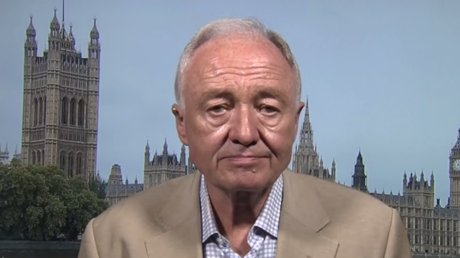 Ken Livingstone - former mayor of London and Labour party veteran