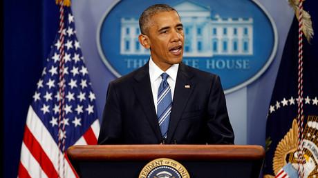 U.S. President Barack Obama © Carlos Barria