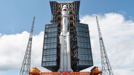 China launches next-gen carrier rocket from new space center (PHOTOS, VIDEOS)