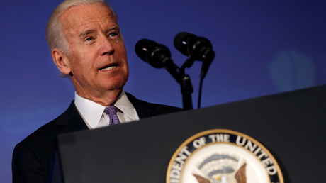 U.S. Vice President Joe Biden © Carlos Barria