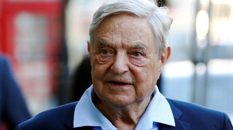 Business magnate George Soros © Luke MacGregor