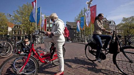 Amsterdam, the Netherlands © Cris Toala Olivares