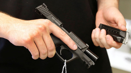 Arm yourselves: 54% of Americans support legally carrying guns for self-defense