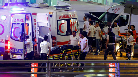 Dozens dead, 150 wounded in Ataturk suicide blasts