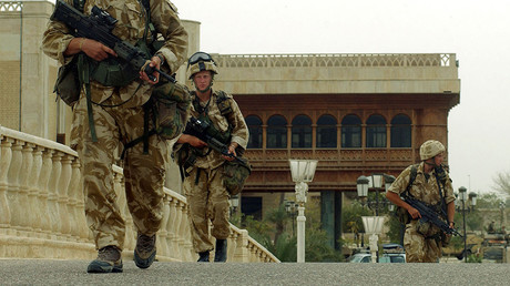 """Britain """"over promised & under delivered"""" to troops in Basra – former Iraq general"""