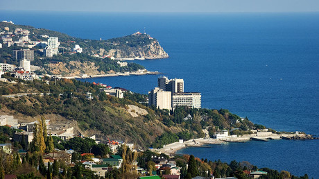 The southern coast of Crimea in the vicinity of the Big Yalta. © Sergey Malgavko