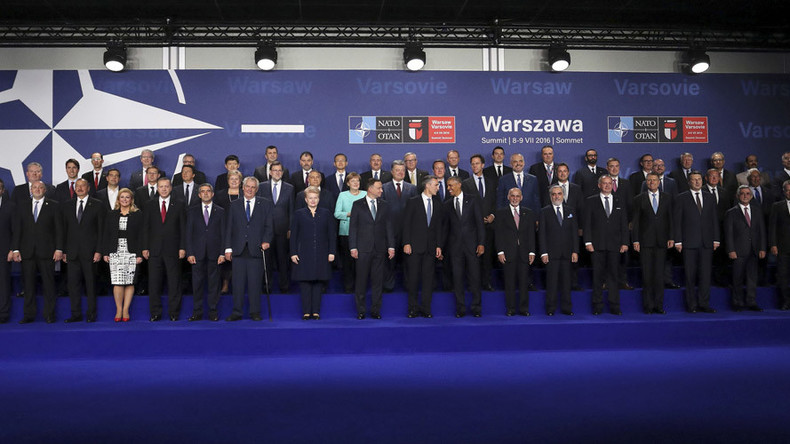 img NATO Summit in Warsaw