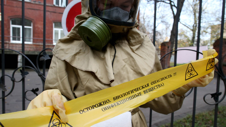 anthrax how to fight the deadly epidemic in the us Anthrax can lead to a deadly infection and take anthrax antibiotic before body the boost it needs to fight back effectively in the united states.