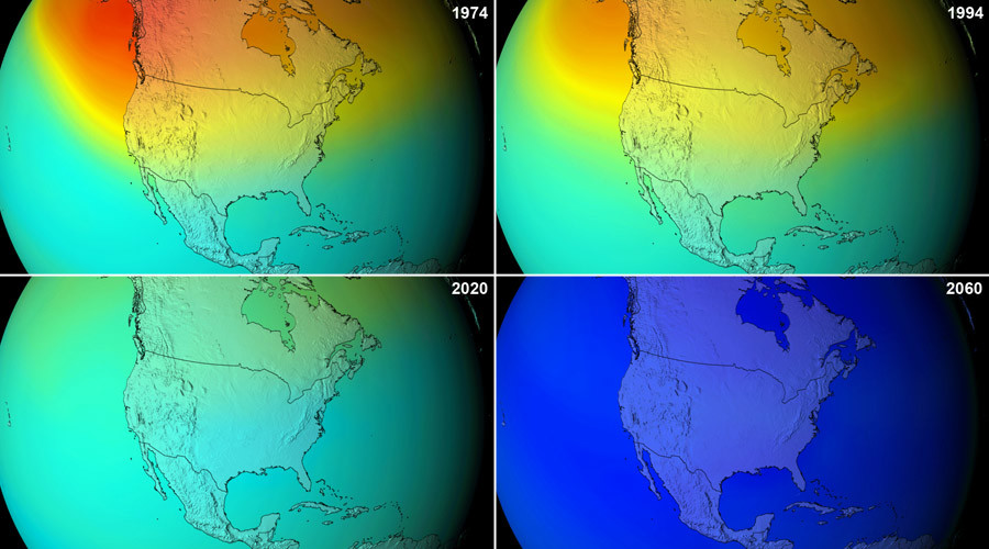 Ozone layer 'to heal' by 2050, hole shrank by 4 million sq km in last 15yrs – researchers