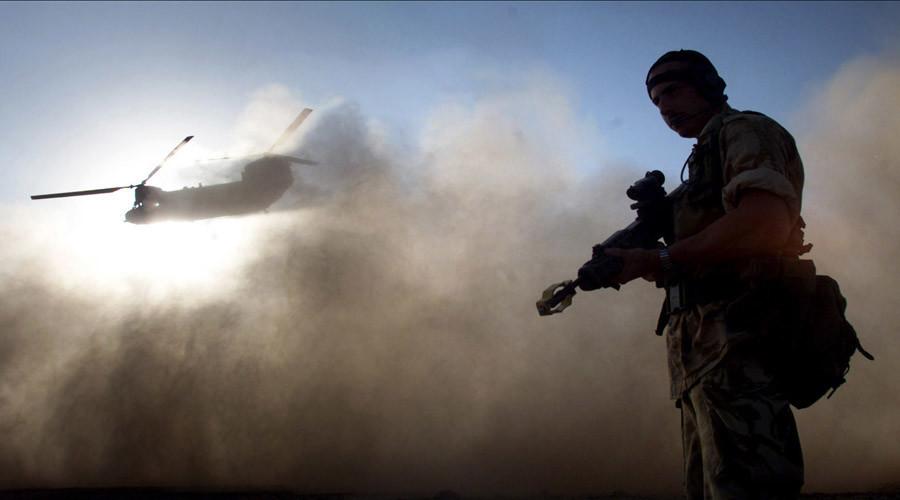 Mission creep? 250 more British troops sent into Iraq