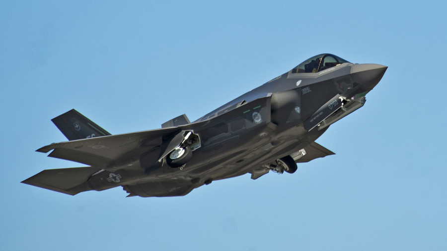 Non-Firing guns & killer ejection seats – the UK's new F-35 stealth fighter finally arrives