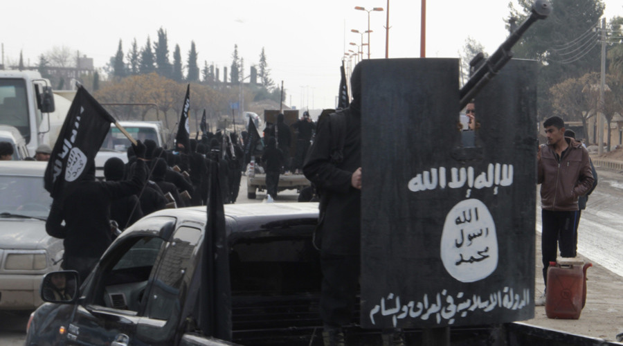 Fighters of the al-Qaeda © Stringer