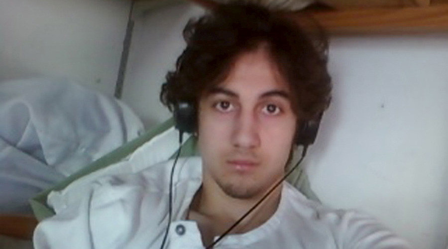 Boston bombing suspect Dzhokhar Tsarnaev © U.S. Attorney's Office in Boston