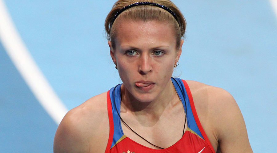 IAAF allows Russian former drug cheat Stepanova to take part at Rio 2016
