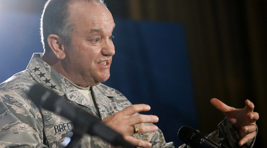 Breedlove's war: Emails show ex-NATO general plotting US conflict with Russia