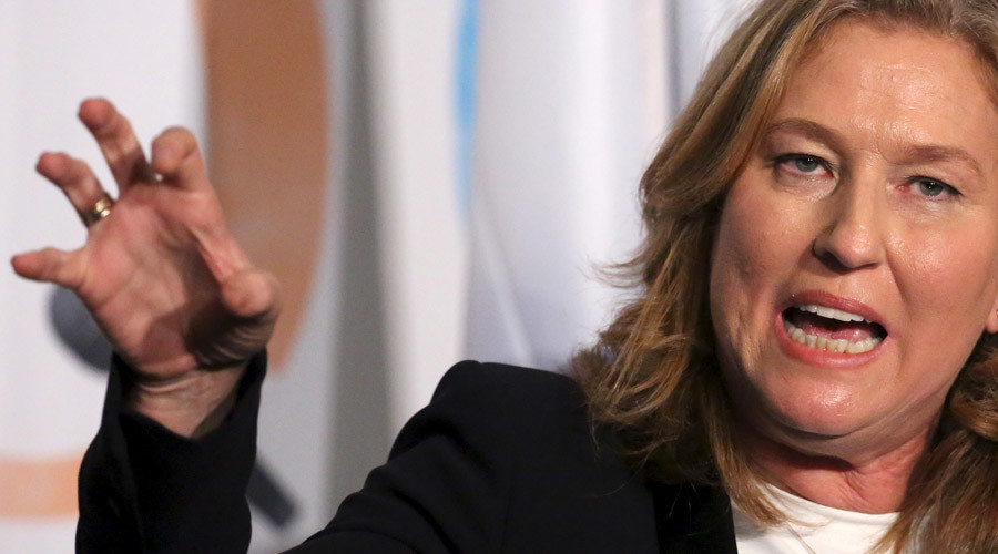 UK police summon Israeli ex-FM Livni over alleged war crimes during Gaza conflict