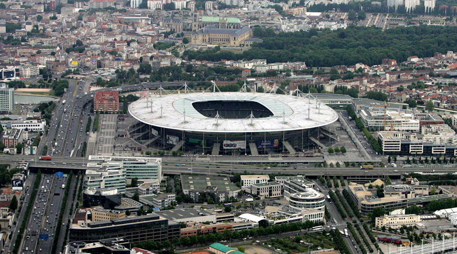 Loud controlled explosion rocks Stade de France area before Euro quarter final (VIDEO)