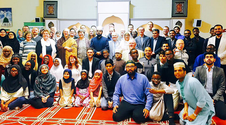 'True Islamic ideals': Muslim group break Ramadan fast with Irish LGBT community