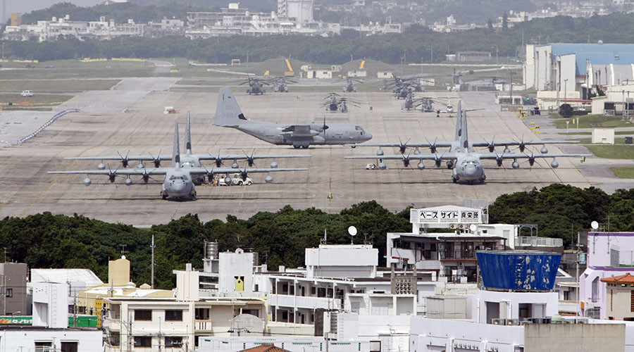 Tokyo to review 'one-sided' privileged status of Americans working at US bases in Japan