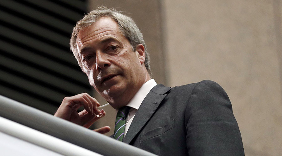 Brexit supporter Nigel Farage resigns as UK Independence Party leader