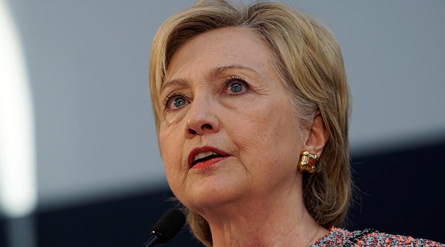 U.S. Democratic presidential candidate Hillary Clinton © Rick Wilking