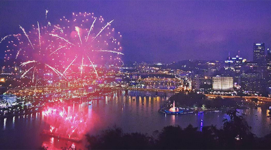 At least 3 injured as shooting follows July 4 fireworks in Pittsburgh
