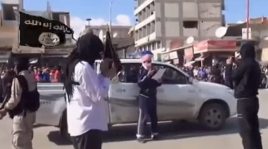 Torture, summary killings: Amnesty slams Syrian armed groups for 'chilling' abuses