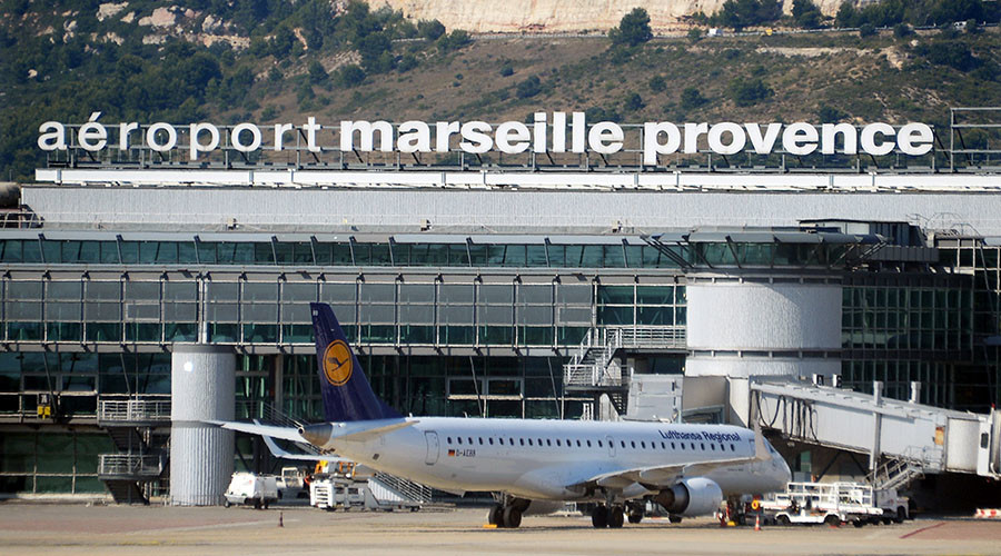 Marseille airport evacuated 2 days before city set to host Euro 2016 semi-final