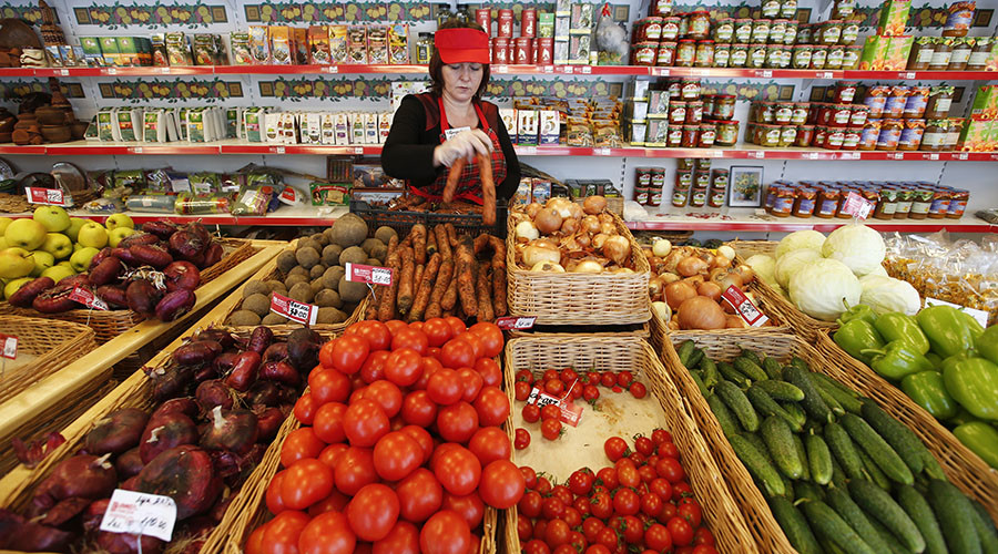 No immediate plans to lift Turkish food ban - Medvedev