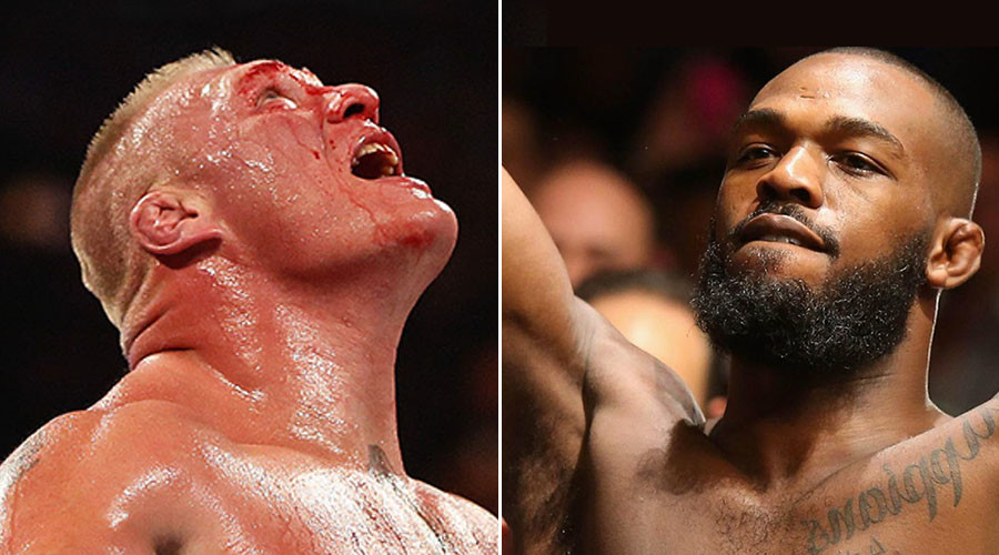 UFC 200: Lesnar & Jones aim to make MMA history