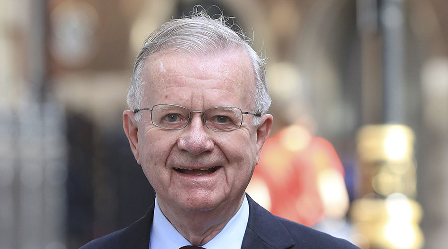 Sir John Chilcot. © Paul Hackett