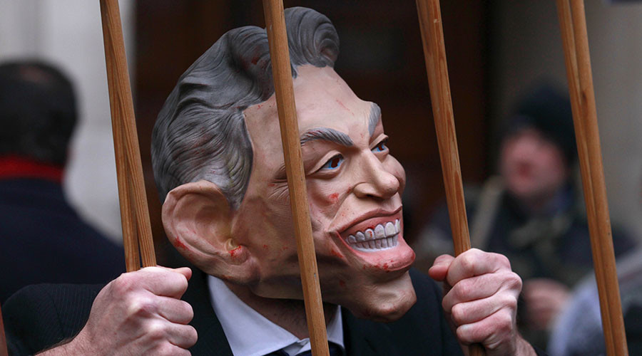 Blair may face misconduct claim from families of soldiers killed in Iraq