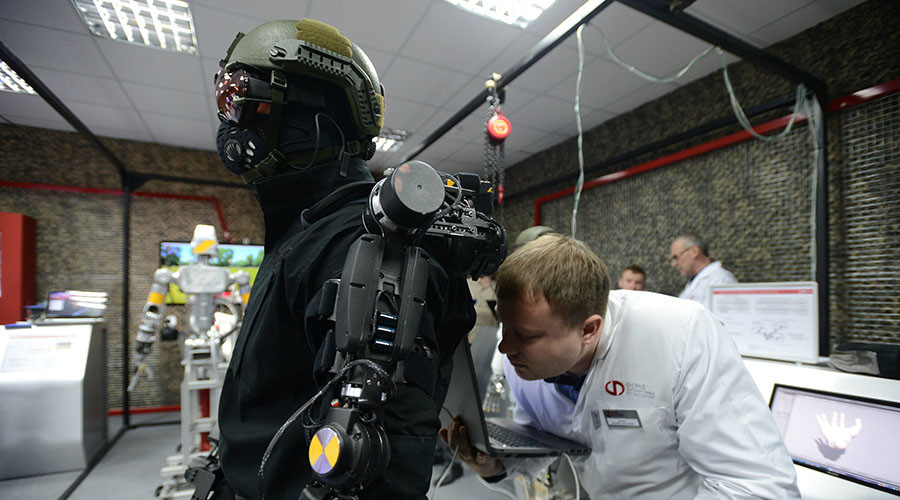 War machine: Robots to replace soldiers in future, says Russian military's tech chief