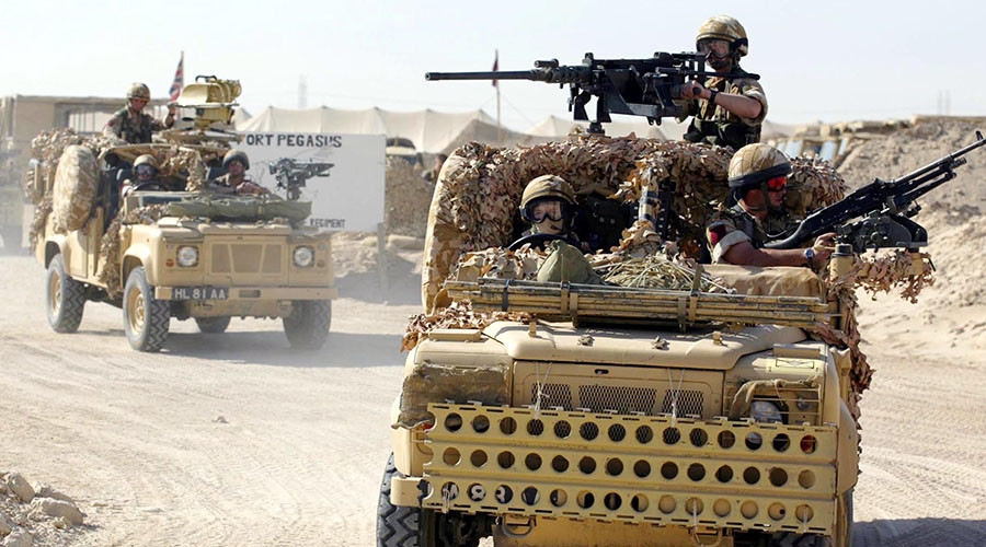British military equipment 'wholly inadequate' in Iraq, says Chilcot
