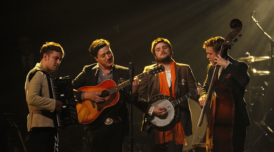 Mumford & Sons boycott Swedish festival over sexual assault reports