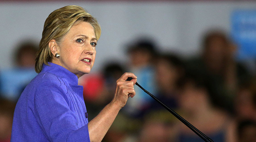 #MoreTrustedThanHillary: Social media reacts to Clinton email investigation