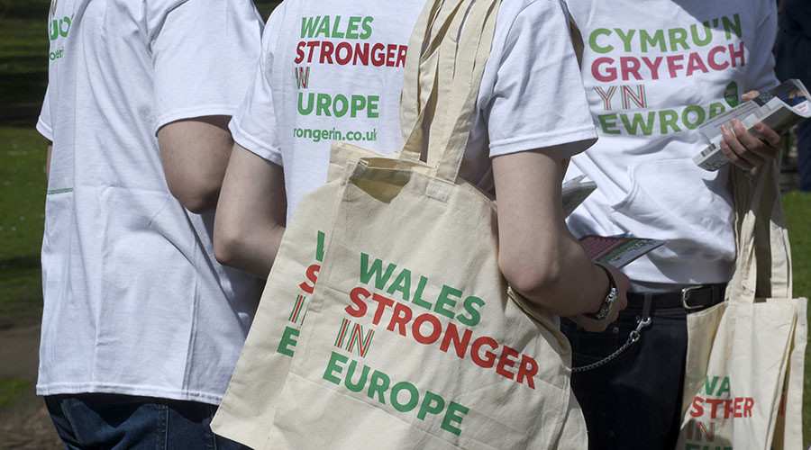 'Bregret'? Wales changes mind about leaving EU, poll finds
