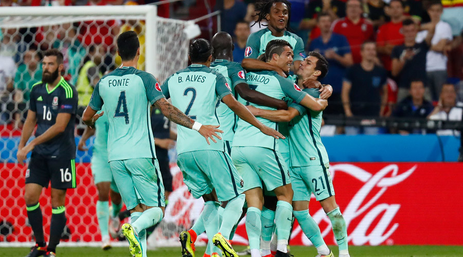 Portugal beats Wales 2-0 to reach Euro 2016 final