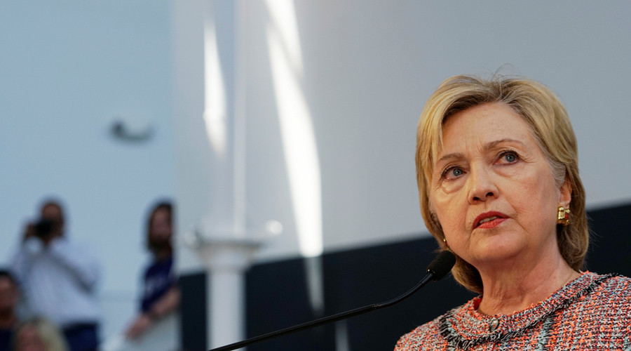 US House speaker formally requests that Clinton be barred from classified data